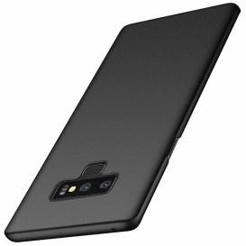 Custodia Silicone Samsung Note 9 Nera