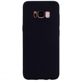 Custodia Silicone Samsung S8 Nera