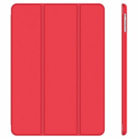 Custodia Silicone iPad 5 / Air Rossa
