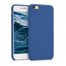 Custodia Silicone iPhone 6 / 6S Blu