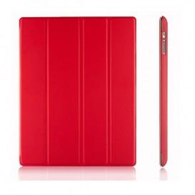 Custodia Silicone iPad 2 / 3 / 4 Rossa