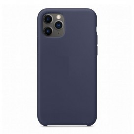 Custodia Silicone iPhone 11 Pro Blu