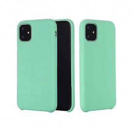 Custodia Silicone iPhone 11 Pro Max Tiffany