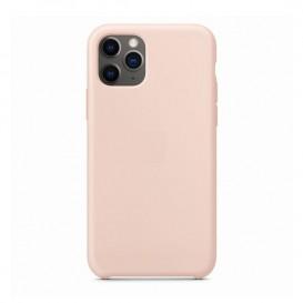 Custodia Silicone iPhone 11 Pro Rosa Sabbia