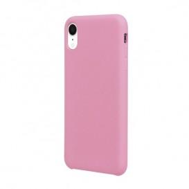 Custodia Silicone iPhone XR Lilla