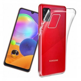 Custodia TPU Samsung A31 trasparente