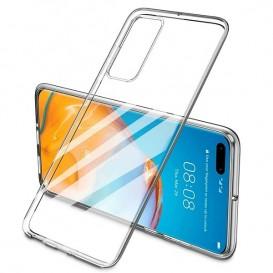 Custodia TPU Huawei P40 trasparente