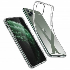Custodia TPU iPhone 11 Pro trasparente
