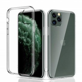 Custodia TPU iPhone 11 Pro Max trasparente