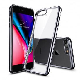 Custodia TPU iPhone 7 Plus / 8 Plus trasparente