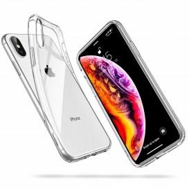 Custodia TPU iPhone XS Max trasparente