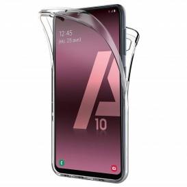 Custodia TPU Samsung A10 trasparente