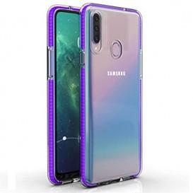 Custodia TPU Samsung A20s trasparente