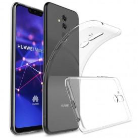 Custodia TPU Huawei Mate 20 Lite trasparente