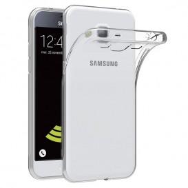 Custodia TPU Samsung J3 2016 trasparente