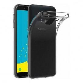 Custodia TPU Samsung J7 2017 trasparente