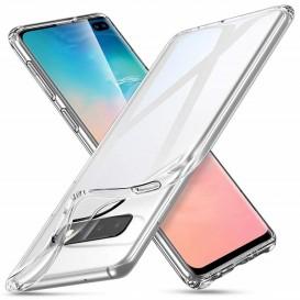 Custodia TPU Samsung S10 Plus trasparente