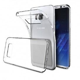 Custodia TPU Samsung S8 Plus trasparente