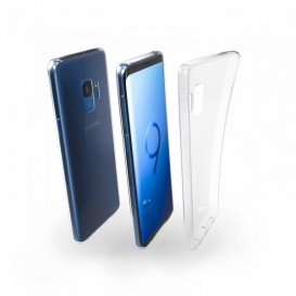 Custodia TPU Samsung S9 trasparente