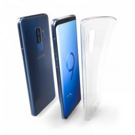 Custodia TPU Samsung S9 Plus trasparente