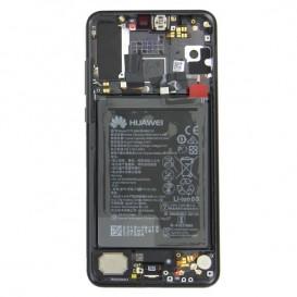Huawei P20 Pro LCD / Touch NERO + Batteria Originale 02351WQK
