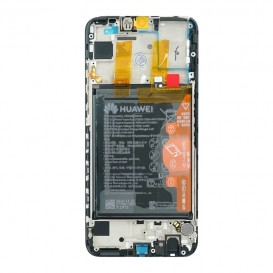 Huawei P SMART 2019  LCD / Touch NERO + Batteria Originale 02352JEY
