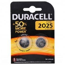 Duracell CR2025 2 pz.