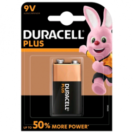Duracell Plus Power 9V 1 pz.