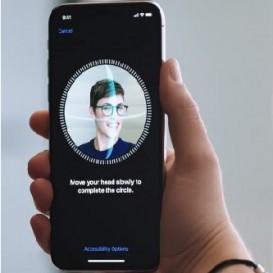 Riparazione face id iPhone X