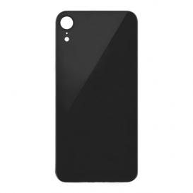 Vetro compatibile posteriore iPhone XR nero