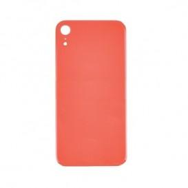 Vetro compatibile posteriore iPhone XR rosso