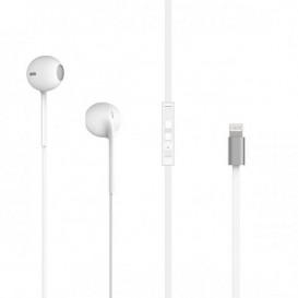 Auricolari colore Bianco per iPhone modello Vidvie HS630