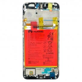 Huawei P Smart LCD / Touch NERO/BLU + Batteria Originale