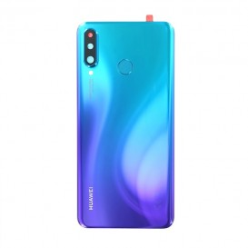 Huawei P30 Lite Battery Cover Originale Blu