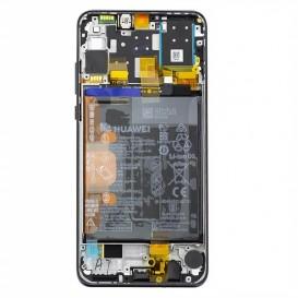 Huawei P30 Lite LCD / Touch NERO + Batteria Originale