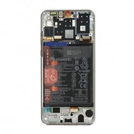 Huawei P30 Lite LCD / Touch BIANCO + Batteria Originale
