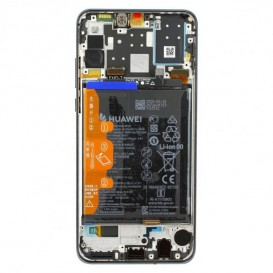 Huawei P30 Lite 24M / LCD / Touch NERO + Batteria Originale