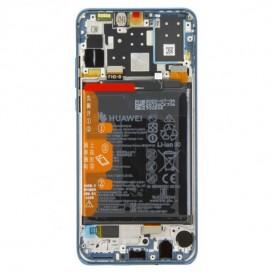 Huawei P30 Lite 24M / LCD / Touch BLU + Batteria Originale