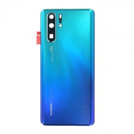 Huawei P30 PRO Battery Cover Originale Aurora Blu