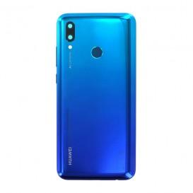 Huawei P Smart 2019 Battery Cover Originale Aurora blu