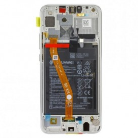 Huawei P Smart Plus LCD / Touch BIANCO + Batteria Originale