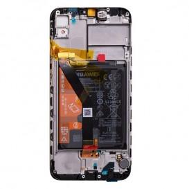 Huawei Y6 2019 LCD / Touch NERO + Batteria Originale