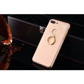 Cover alluminio per iPhone 7 / 8 colore oro