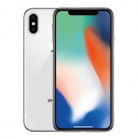 iPhone X 64GB grado A colore Argento
