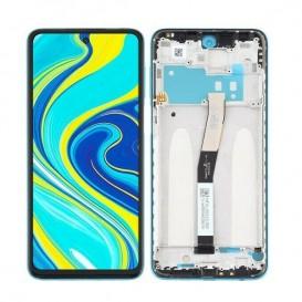 Lcd + Touch Xiaomi Redmi Note 9S Aurora Blu