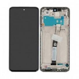 Lcd + Touch Xiaomi Redmi Note 9S Glacier White