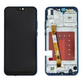 ricambio lcd Huawei P20 Lite blu
