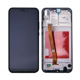 ricambio lcd Huawei P20 Lite nero