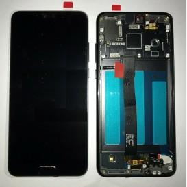 ricambio lcd Huawei P20 nero