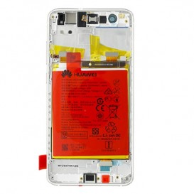 Huawei P10 Lite LCD / Touch BIANCO + Batteria Originale